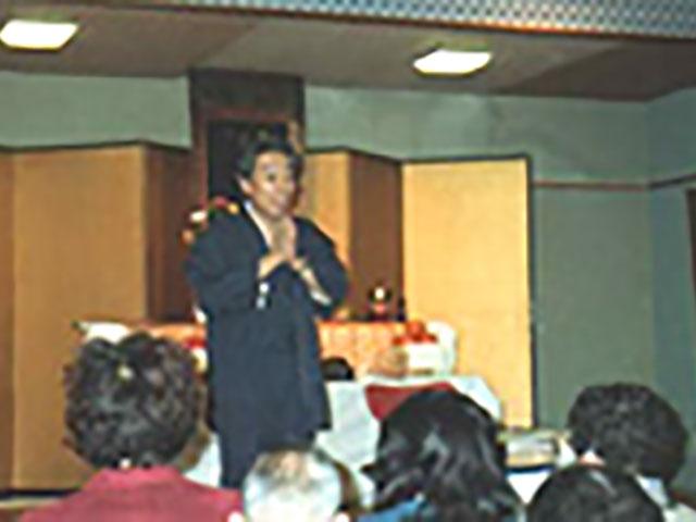 長崎にたびたび足を運ばれた二代燈主様を囲んでの勉強会