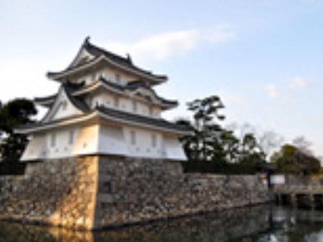 重要文化財である高松城旧東之丸艮櫓(うしとらやぐら)