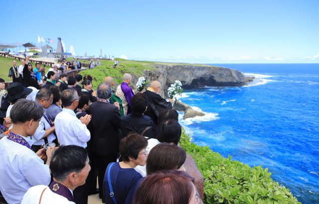 5月:サイパン戦没殉難者慰霊祭