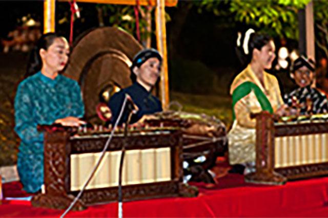 ガムラン音楽