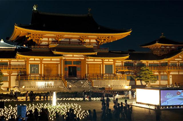 ほの灯り金剛寺2010