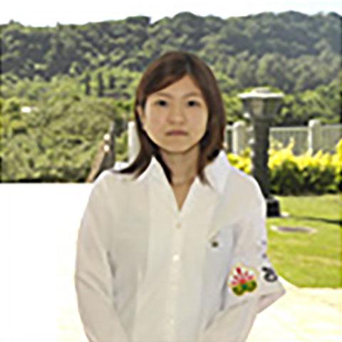 伊芸(いげい)千晶さん(21歳)