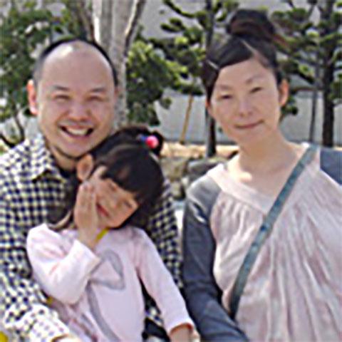吉沢さんご一家(ご近所にお住まい)