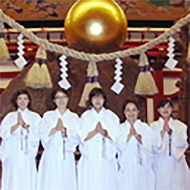 札幌念法寺チーム(女性5人)