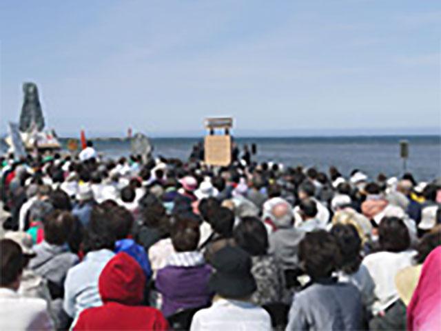 宗谷岬・第二清浜