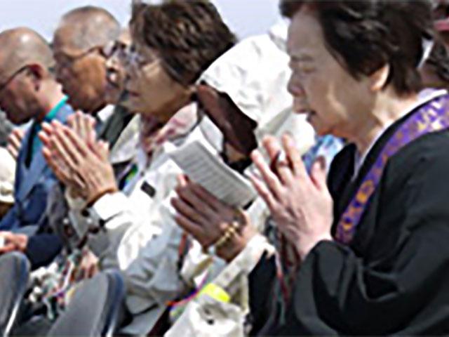 「灯主の祈り」を全員で唱和