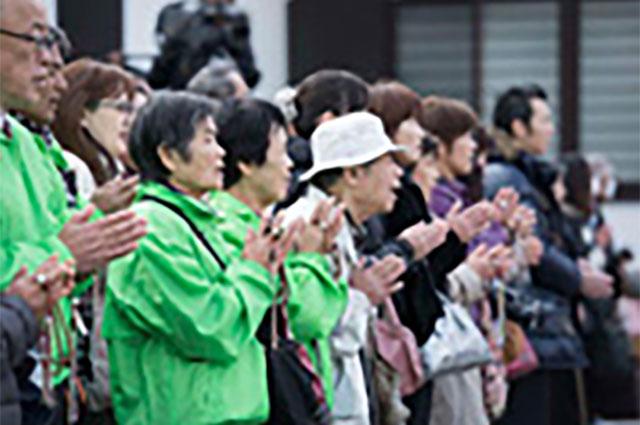 阪神淡路大震災横死者慰霊法要