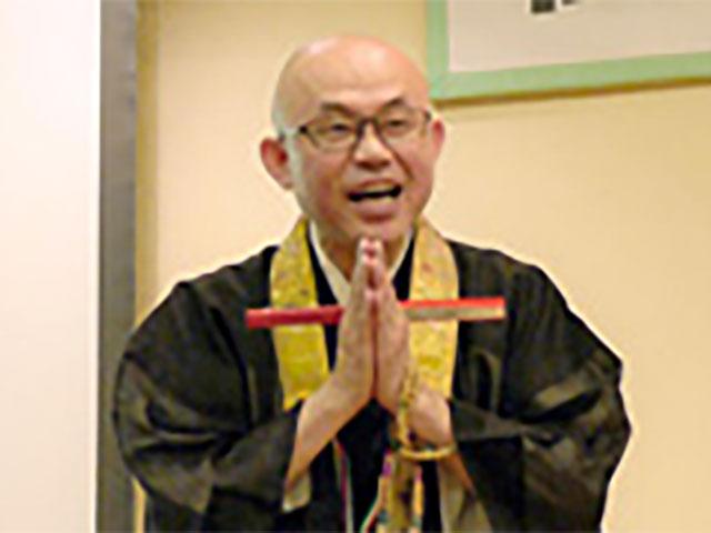 丸山良徳先生